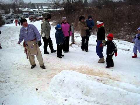 Snow-Snake: a Haudenosaunee winter game