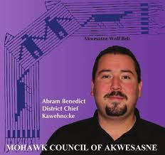 """Mohawk Council of Akwesasne Grand Chief Faces Petition– """"This petition has collected over 200 signatures of the 478 needed for a successful removal…""""–"""
