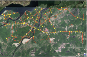 Tribe responds to community concerns — proposed 'Streetlight Plan' in Akwesasne under development .
